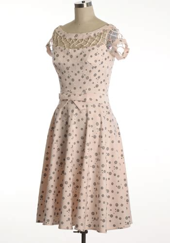 Dress Alika alika dress in pink 85 00 s vintage style