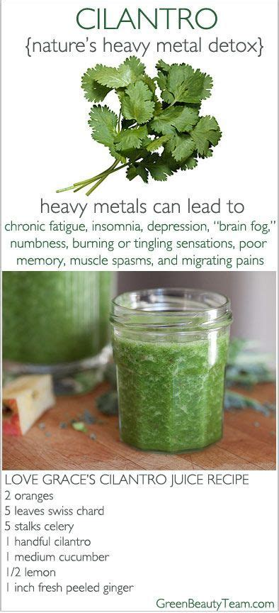 Cilantro Detox Drink by 1000 Images About Healthy Tips Stuff On