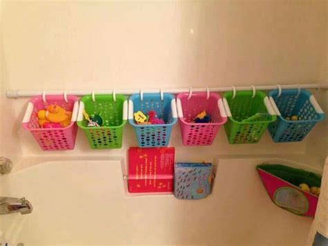 bathroom toy storage ideas 25 best ideas about bath toy organization on pinterest