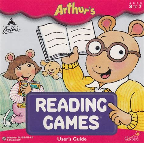 arthur s arthur s reading 1999 macintosh box cover
