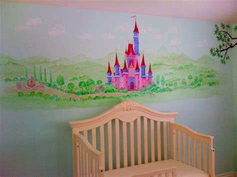 Peter Rabbit Wall Murals princess and castle archives hand painted murals for