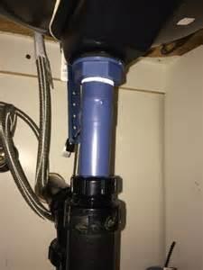 replacing pipes bathroom sink bathroom sink flange or gasket leaking doityourself