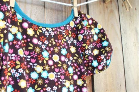 baby jersey pattern free the beginner s baby dress with puff sleeves pattern