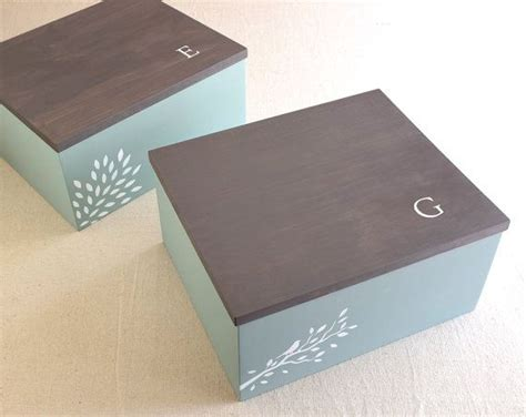 Handmade Memory Boxes - 15 must see custom wooden boxes pins wood box design