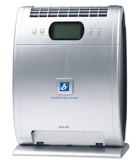 Air Purifier Dibawah 1 Juta atlanta healthcare alfa 351 air purifier price in india buy atlanta healthcare alfa 351 air