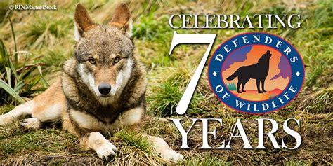 home defenders of wildlife blog defenders of wildlife is celebrating its 70th anniversary