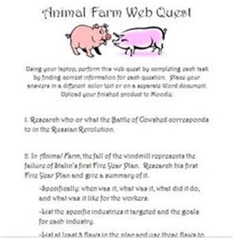 comprehension check author biography george orwell animal farm by george orwell caign poster propaganda