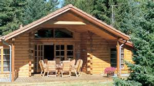 One Story House Plans With Porch Log Home Design Plan And Kits For Campfire