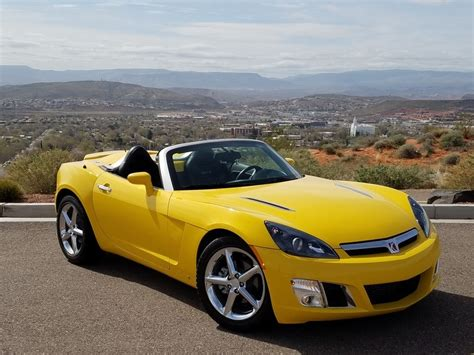 how petrol cars work 2009 saturn sky electronic throttle control yellow saturn sky for sale used cars on buysellsearch