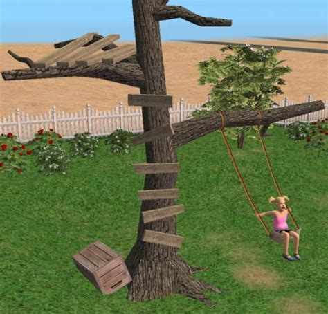 old tree swing mod the sims quot the old tree swing quot