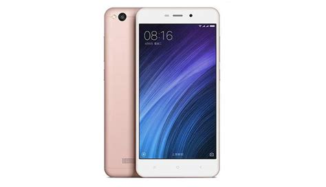 redmi 4a xiaomi redmi 4a price in india specification features