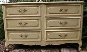 sale vintage henry link provincial dresser mid century