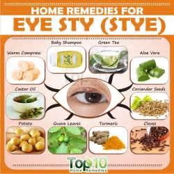 how to get rid of a stye fast home remedies for styes