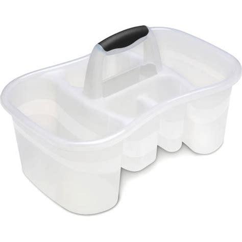 Sterilite Shower Caddy by Sterilite Bath Caddy Clear Walmart