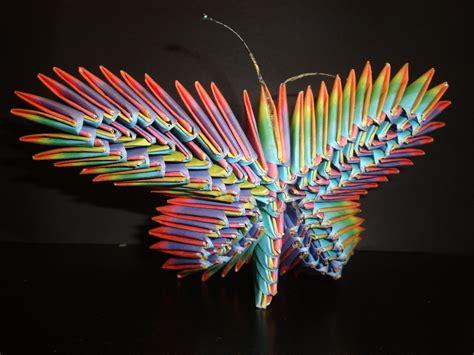 3d Origami Animals - programme 2010