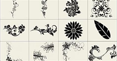 pattern lace meaning high definition decorative lace pattern brush collection