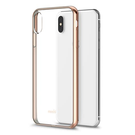 iphone xs max clear shop phone clear vitros by moshi