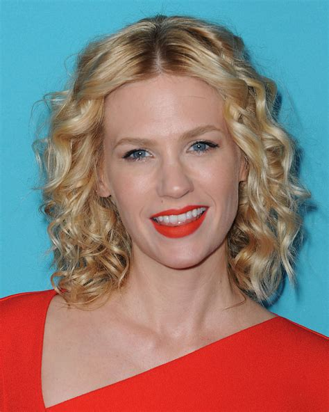 January Jones Hairstyles by 15 Of The Best Hairstyles For Medium Length Curly Hair