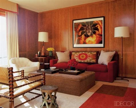 Curtains For Wood Paneled Room Designs When You Shouldn T Paint The Wood Paneling Designed