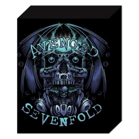 Poster Band Musik Jumbo Avenged Sevenfold A7x Pl12 avenged sevenfold skull 50 x 40cm canvas merchandise zavvi