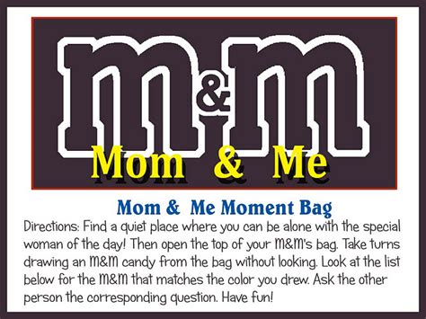 Mom And Me Gift Card - mother s day gift ideas the benson street