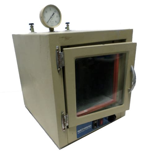 National Appliance 5831 6 Laboratory Bench Top Vacuum Oven Ebay