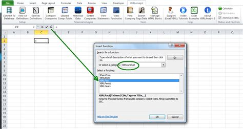 format xbrl excel how to use xbrlanalyst in excel findynamics