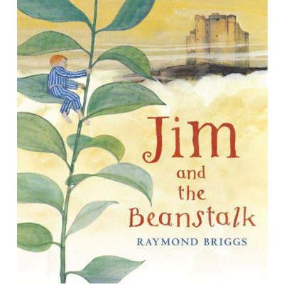 jim and the beanstalk 0140500774 jim and the beanstalk raymond briggs 9780140500776