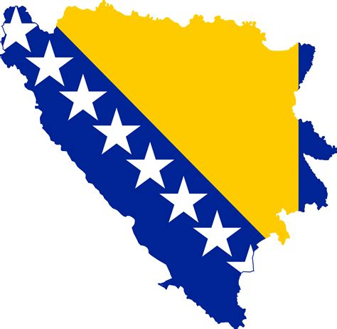 map of bosnia and herzegovina 20 facts about bosnia herzegovina that you didn t