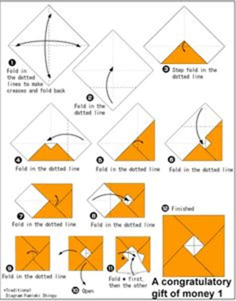 How To Make An Origami Envelope Step By Step - origami envelope on origami origami boxes and