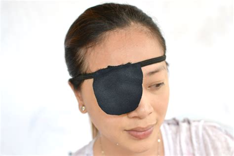 How To Make An Eye Patch Out Of Paper - how to make an eye patch out of paper 28 images how to