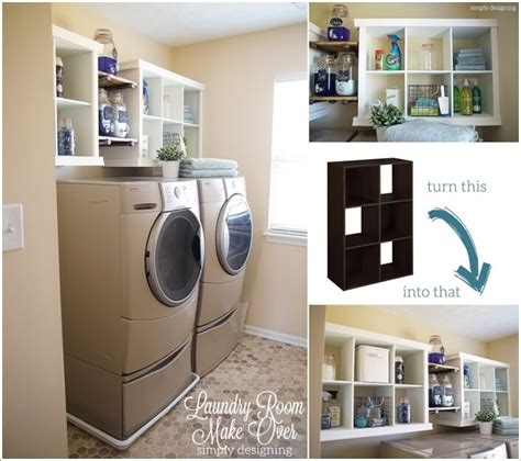 laundry room storage ideas diy 10 practical diy projects for laundry room organization