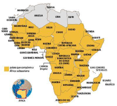 mapa dafrica politic 243 doto de ciencias sociales y pensamiento por