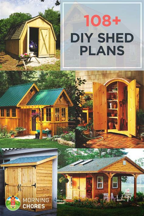 Saltbox House Designs 108 diy shed plans with detailed step by step tutorials free