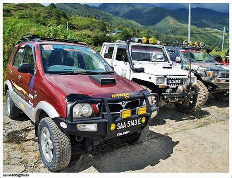 daihatsu terios off road daihatsu terios 4x4 off road