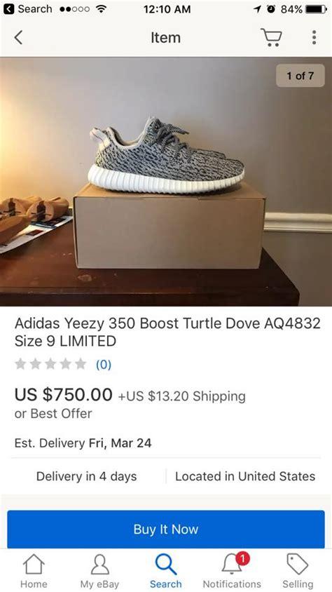Harga Yeezy Turtle Dove keluar rp 10 juta beli sneakers yeezy yang datang malah