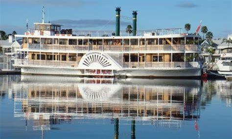 boat launch queens lunch cruises in brisbane kookaburra showboat cruises
