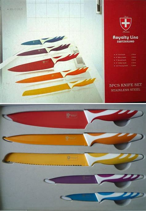 Knife Set Royalty Line pin royalty line switzerland products pictures on