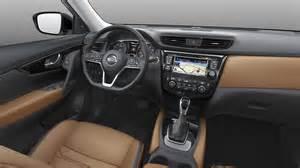 Nissan Rogue Interior 2017 Nissan Rogue Nissan Canada