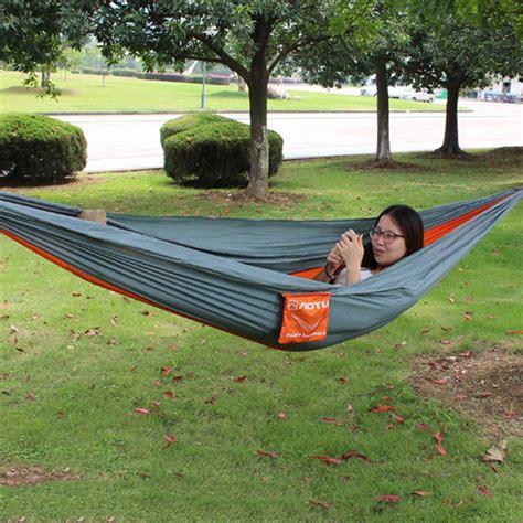 Tree Sleeping Hammock 2 6 1 4m Outdoor Home Garden Tree Swing Hammock Bed