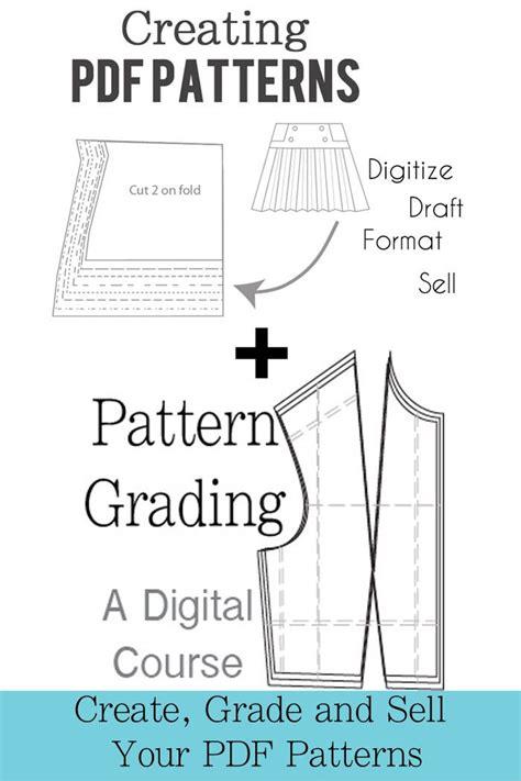pattern grading courses 854 besten melly sews bilder auf pinterest n 228 hideen
