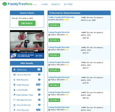 Records Opt Out What Is Familytreenow How To Opt Out From Familytreenow Genelogy