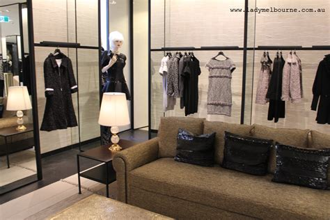 An Inside Look At Chanel by Inside Chanel Boutique Www Pixshark Images