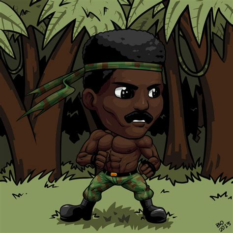 Toaster Cool Commission Black Rambo By Zombietoaster On Deviantart