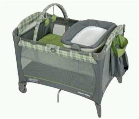 Pack And Play With Changing Table Pack N Play W Changing Table Bassinet Awesome Baby Pinterest