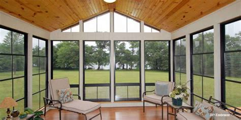 build sunroom building a sunroom how to build a sunroom do it