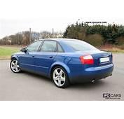 2002 Audi A4  Information And Photos MOMENTcar