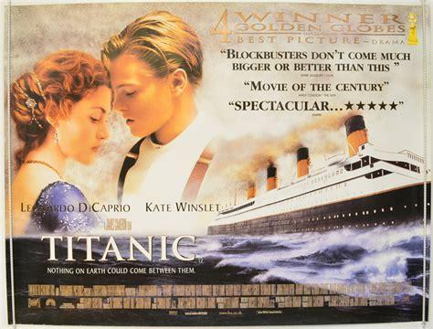 film titanic version française titanic awards version original cinema movie poster