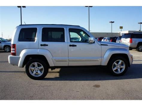 silver jeep liberty 2008 silver jeep liberty 2008 images