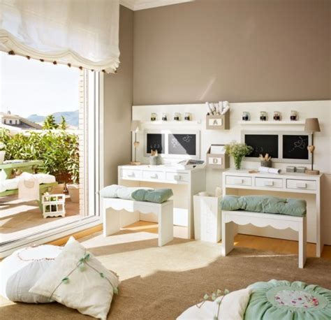 green and beige bedroom beige and mint green kids bedroom for two kidsomania